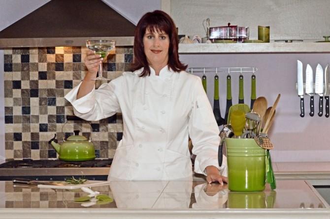 Chef Angela Dike