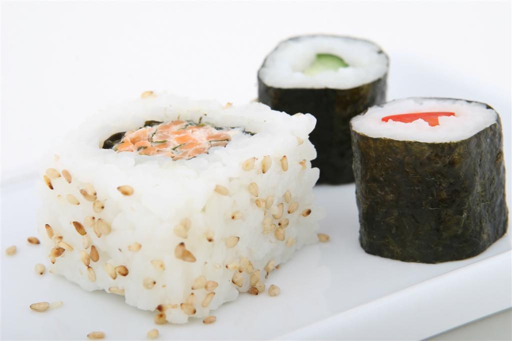 Sensational Sushi Class