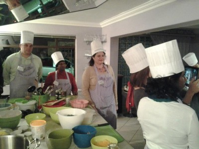 Domestic Divas - Advanced class @ Taste-Buds Cook Club | Randburg | Gauteng | South Africa