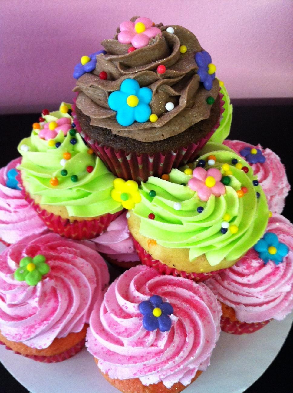 Cupcake Creations Taste Buds