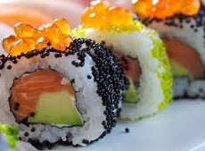 Sensational Sushi Class – Tue 24th June & Sat 19th July 2014