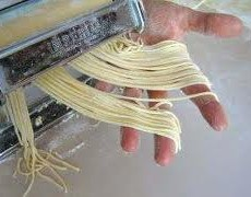 Italian & Home-Made Pasta Class – Wed 2nd July 2014